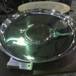 mirror polishing finish