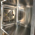 isolator satin polishing