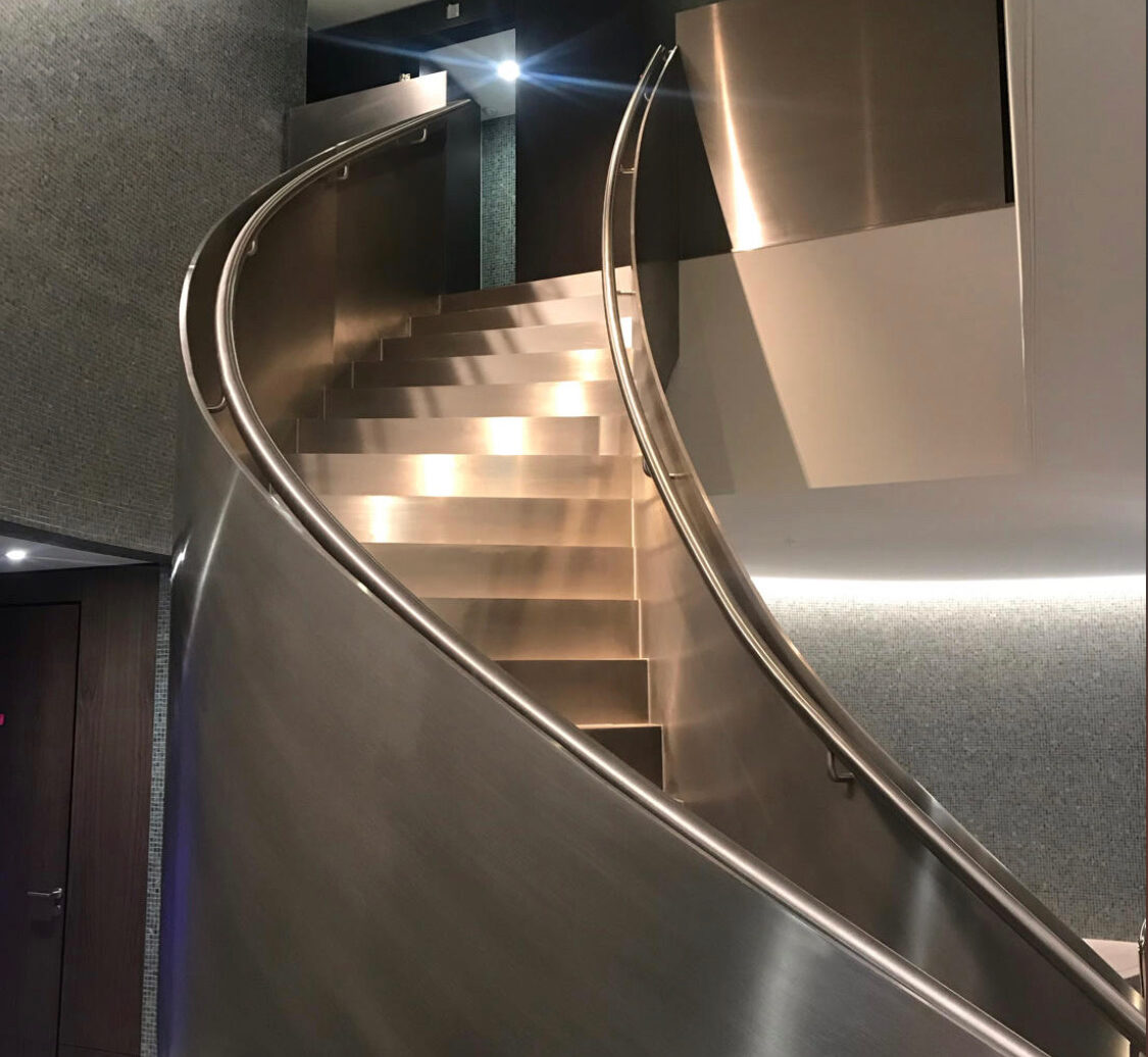 Oxford Street Staircase